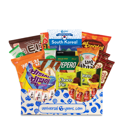 South Korea Yum Yum Box