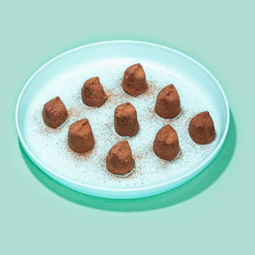 France - Cocoa Chocolate Truffles