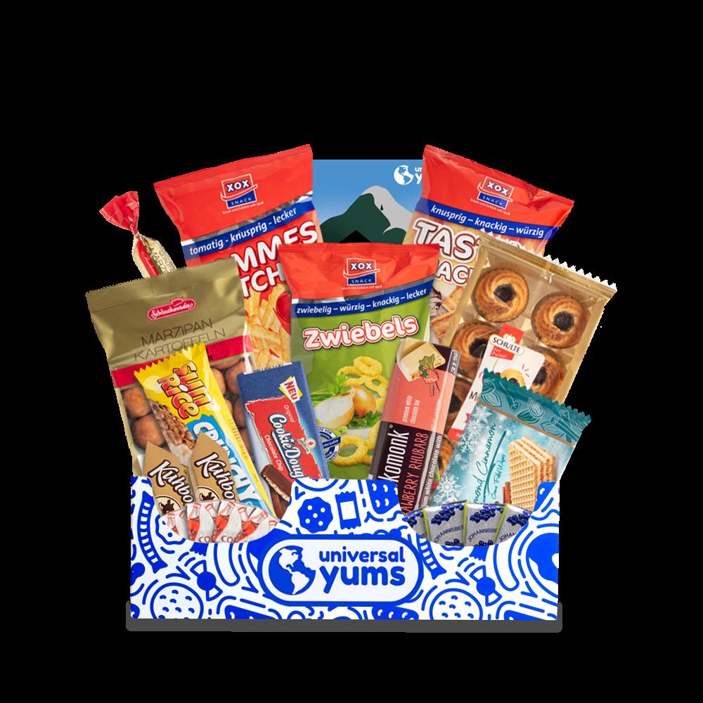 Germany Snack Box