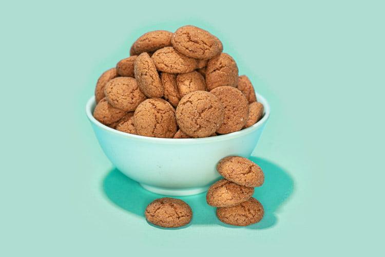 Netherlands- Kruidnoten Cookies